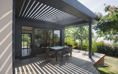 Profiter pleinement de sa terrasse avec une extension pergola