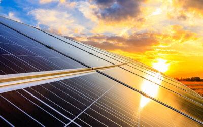 Extension avec panneaux solaires